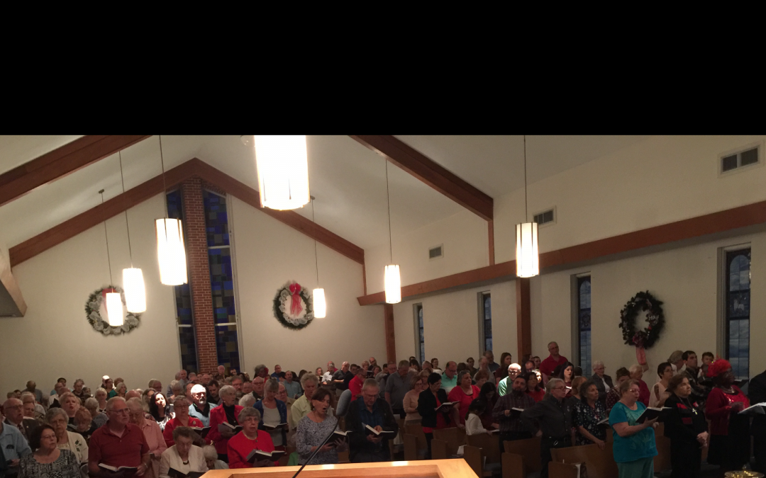 Wonderful Christmas Eve Service