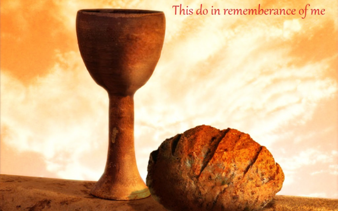 HOLY COMMUNION First Sunday of each month