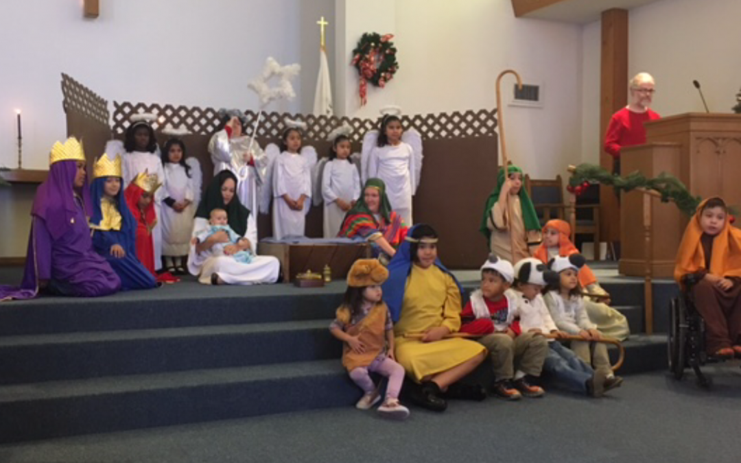 Great Christmas Pageant and Choir Cantata
