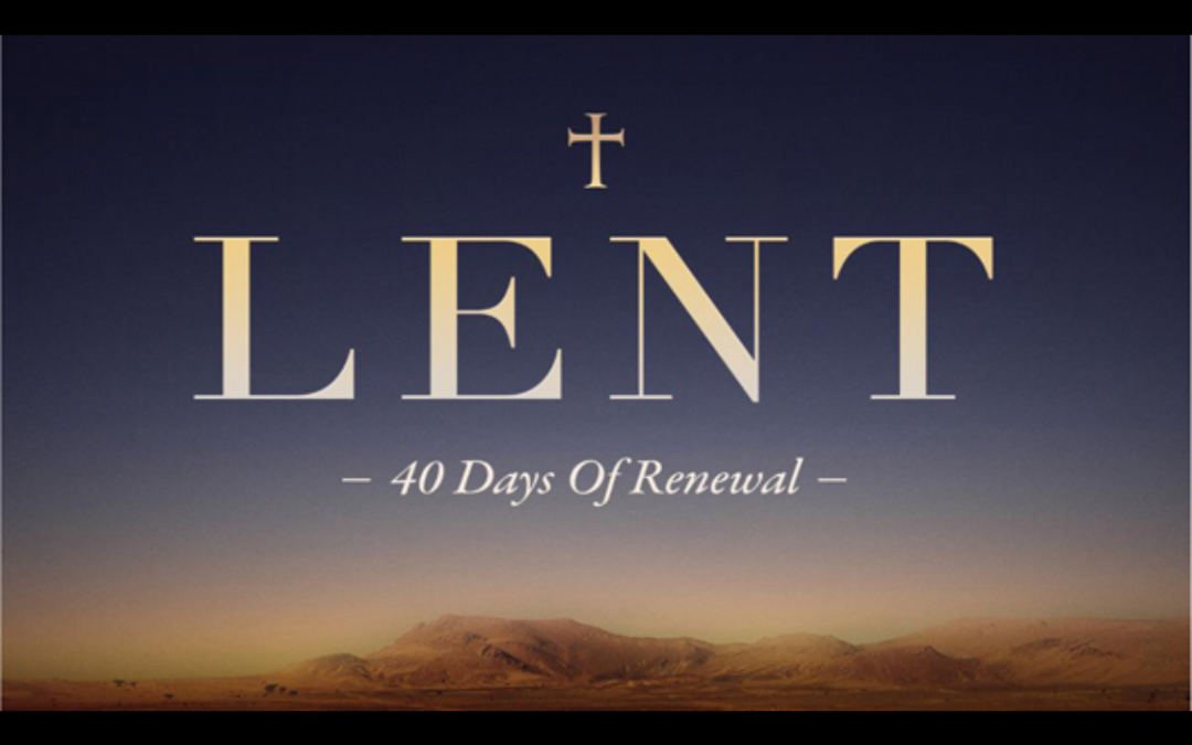 Lent Services Sunday 10am