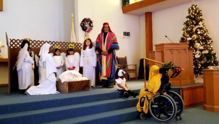 Christmas Cantata & Pageant Sunday Dec 8, 10-11 am